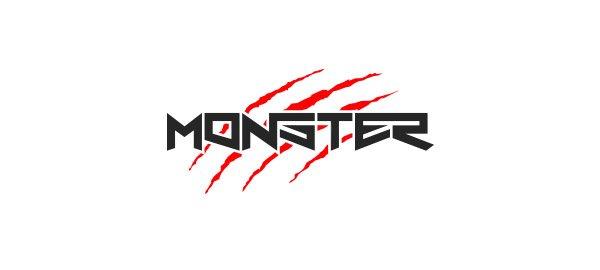 Logo krzeseł komputerowych Monster