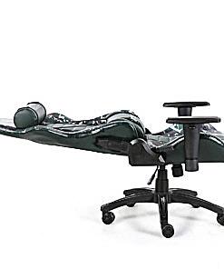 Krzeslo dla graczy z przechylonym oparciem Fields of battle