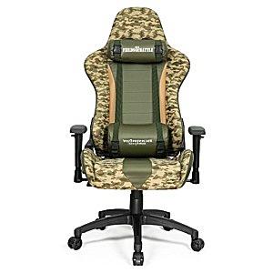 Krzesło dla gracza Fields of battle